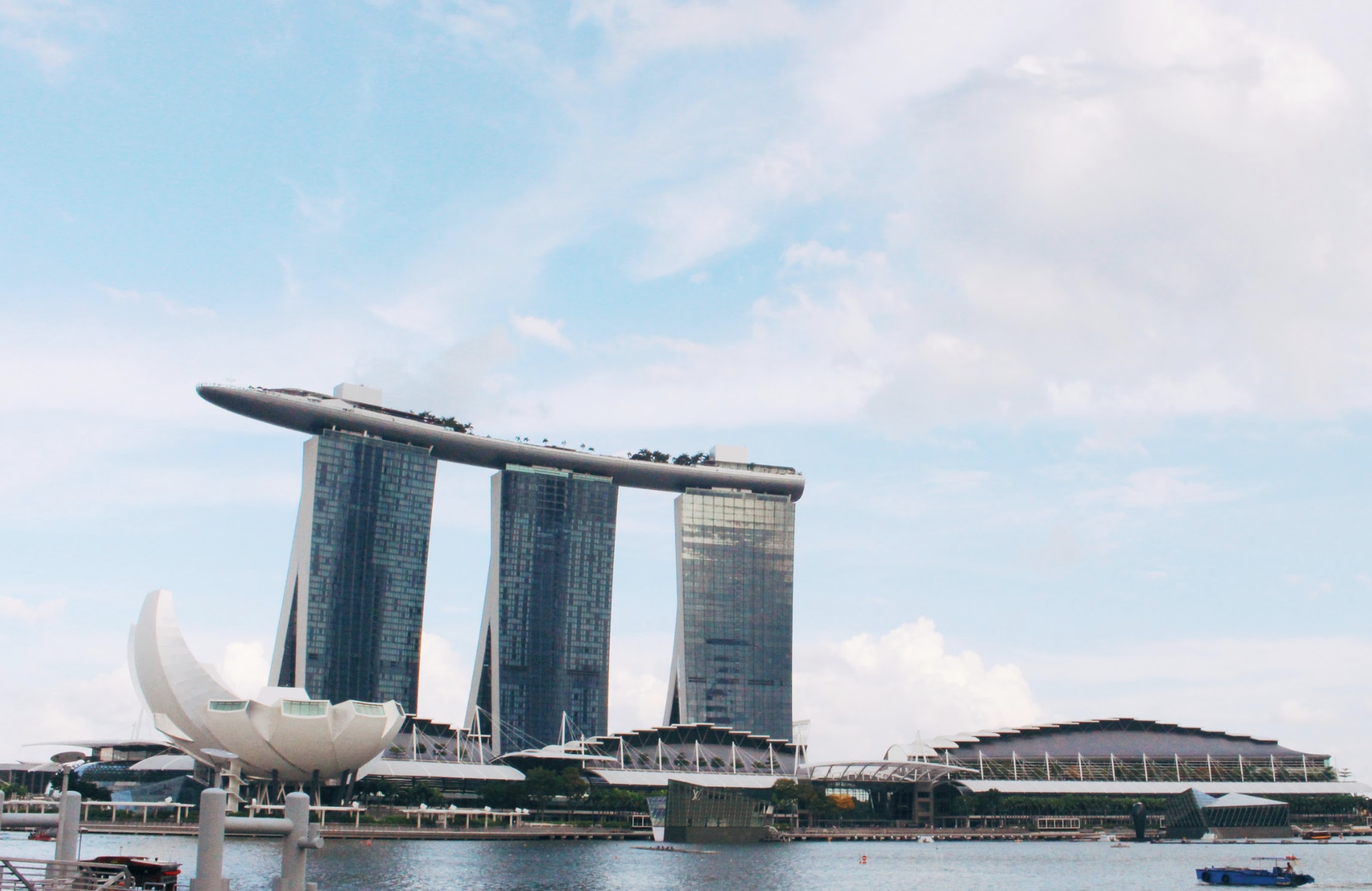 Marina Bay Sands. Photo: Connected to India