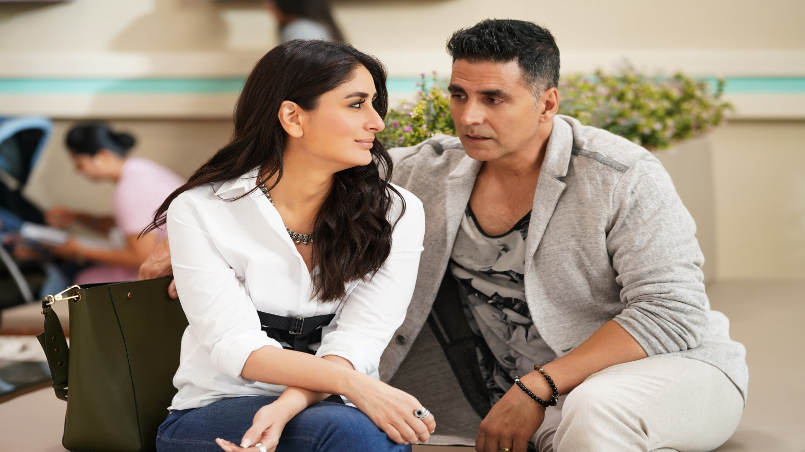 The good news is also Akshay Kumar and Kareena Kapoor who have delivered good performances, thanks perhaps to the well fleshed out characters. Photo Courtesy: Zee Studios