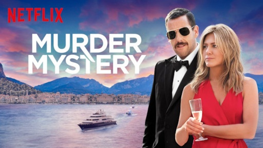 Murder Mystery topped Netflix's most popular releases of 2019 in Singapore. Photo courtesy: netflix.com