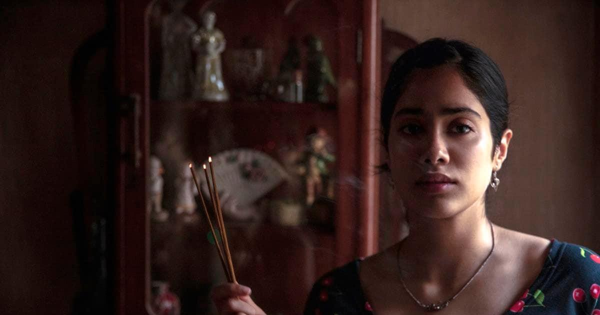 Surekha Sikri, Janhvi, the retro Mumbai apartment with its long corridors, the attempt at Mumbaiyya Hindi and the cinematography are the positives of the Zoya Akhtar story. Photo Courtesy: Netflix Twitter