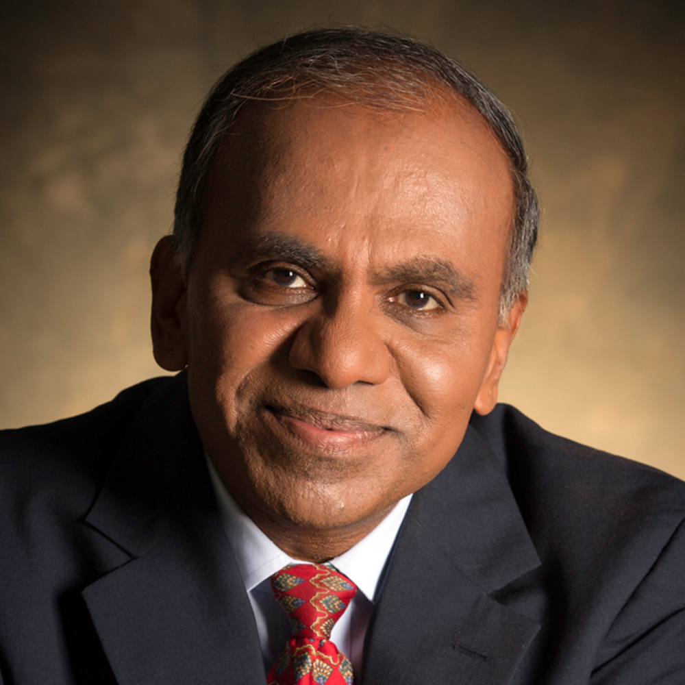 President of Nanyang Technological University, Professor Subra Suresh. Photo courtesy: Wikipedia