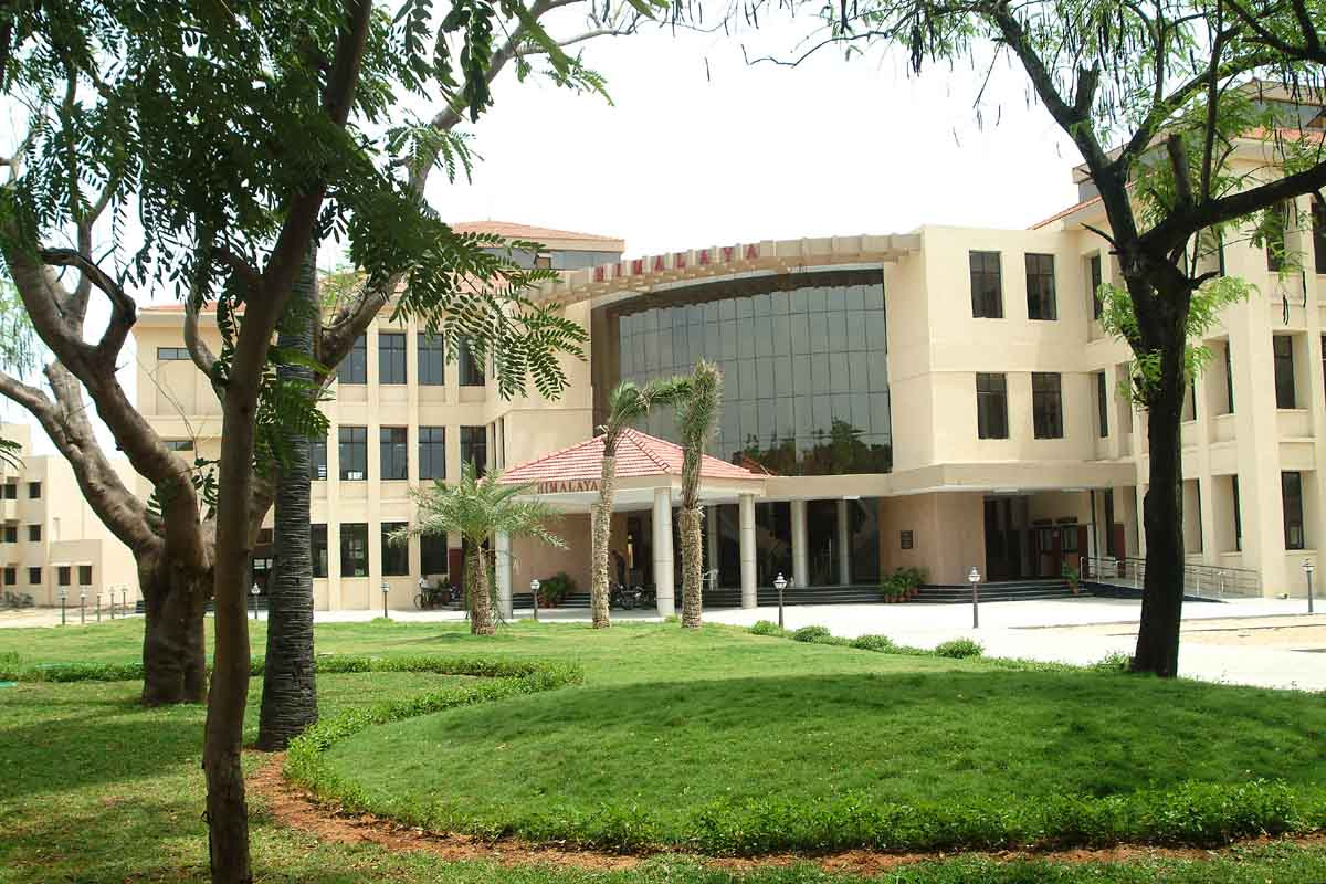Indian Institute of Technology Madras (IIT Madras). Photo courtesy: iitmaa.org