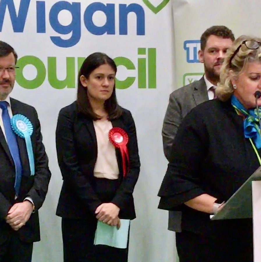 The Member of Parliament for Wigan said she believed the party had to change to regain the trust of voters after the huge loss.