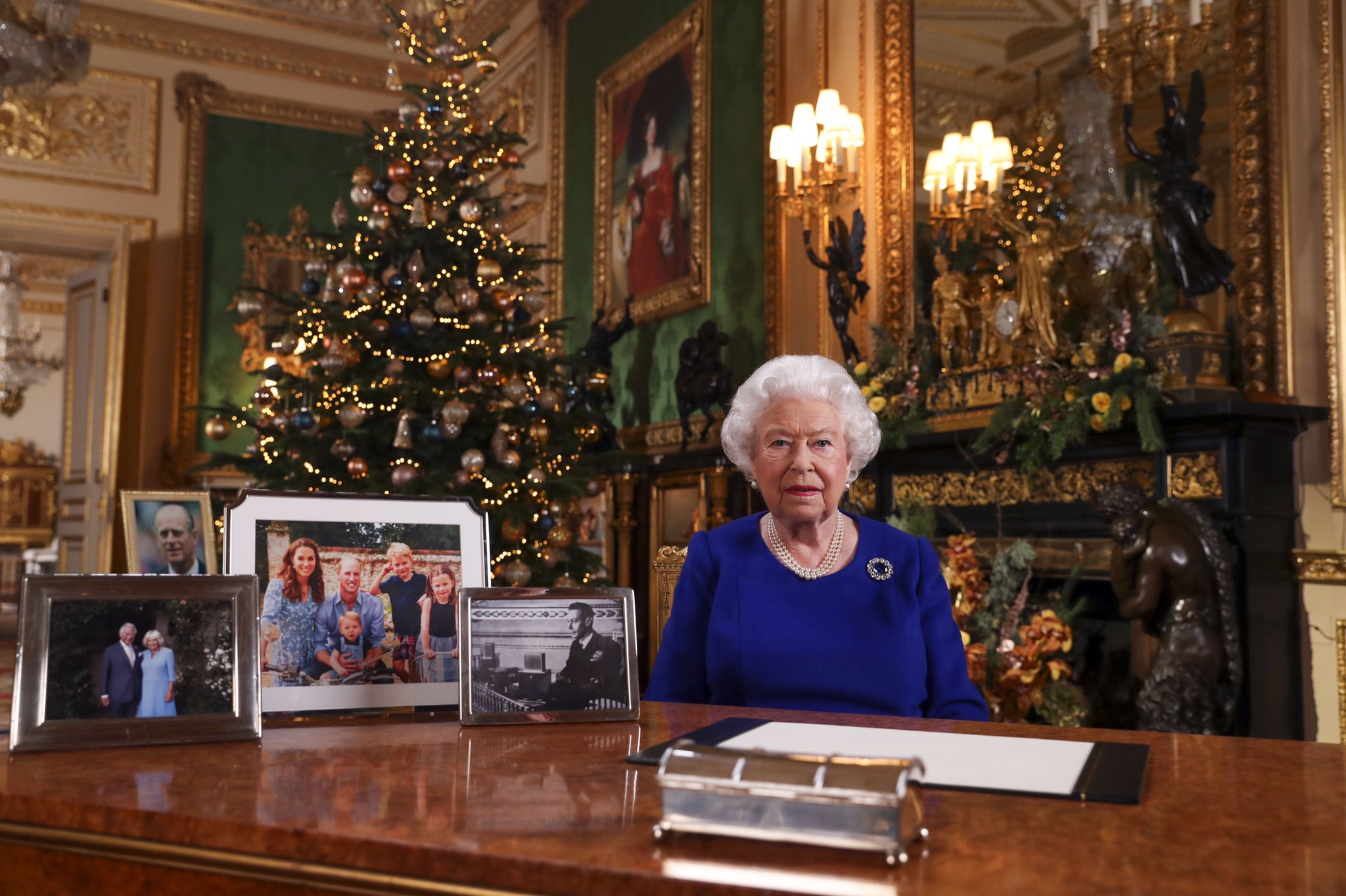 It has been a year full of challenges for the British Royal Family which is led by Queen Elizabeth II. Photo courtesy: Twitter/@RoyalFamily