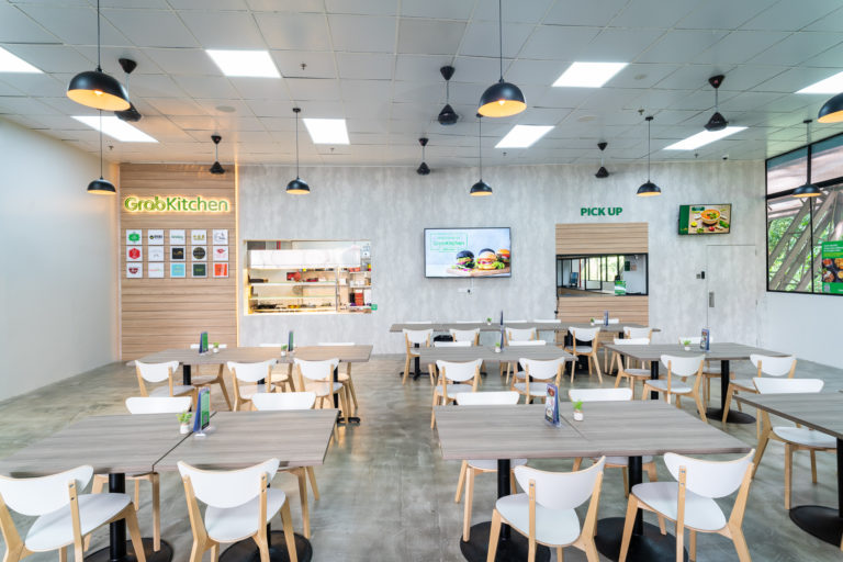 GrabKitchen at Hillview. Photo courtesy: Grab
