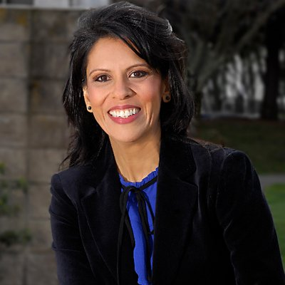 Aparna Madireddi is running for mayor of California town San Ramon, where she has been a resident for 22 years. Photo courtesy: Twitter/@amworksforyou1