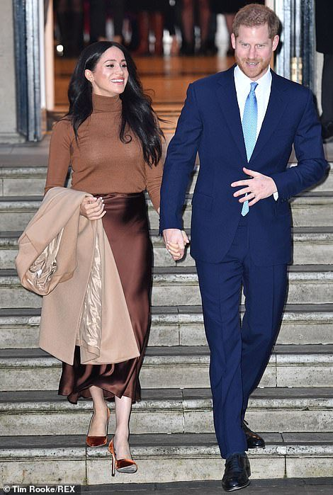 The Duke and Duchess of Sussex had celebrated Christmas last year in Canada with son Archie, breaking with the tradition of celebrating the festival with the royal family at their estate Sandringham House.