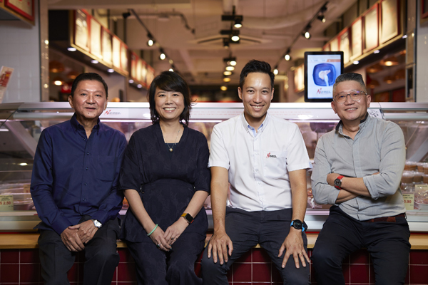 DBS' new payment solution allows businesses to make QR payments easily. Photo courtesy: DBS