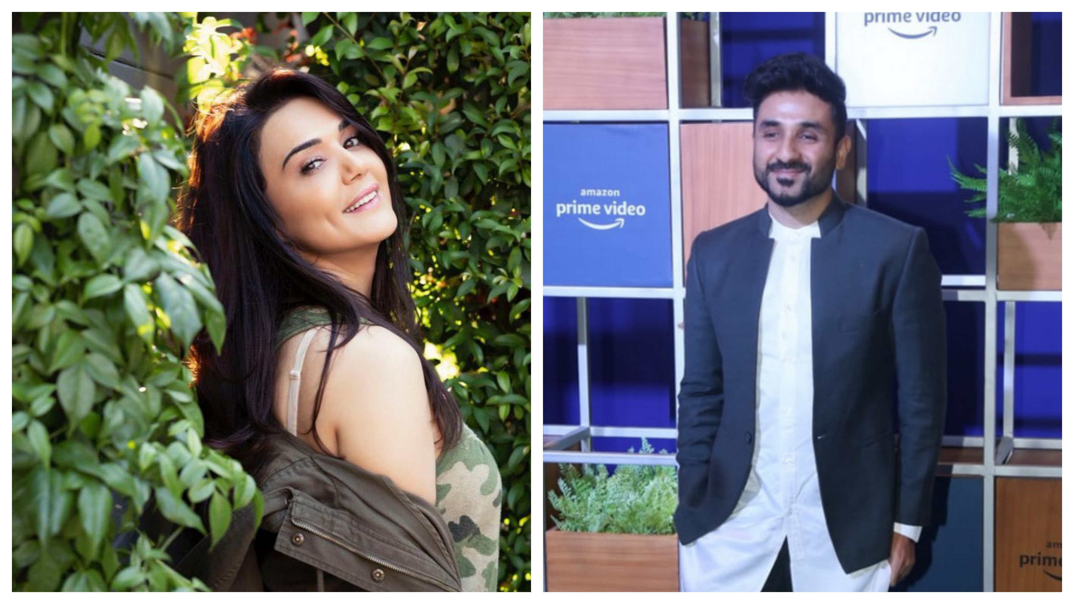 Indian comedian-actor Vir Das and Bollywood's Preity Zinta will be guest-starring in Friday's episode of the popular American television show Fresh Off The Boat.