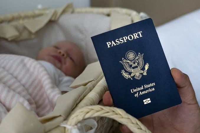 Women travel from Russia and China to give birth in the US along with those crossing over from the Mexican border and the US has struggled to clamp down on this. Photo Courtesy: Unsplash.com