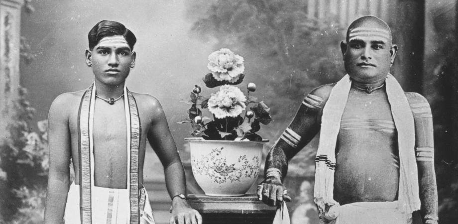 Photo courtesy: Indian Heritage Centre