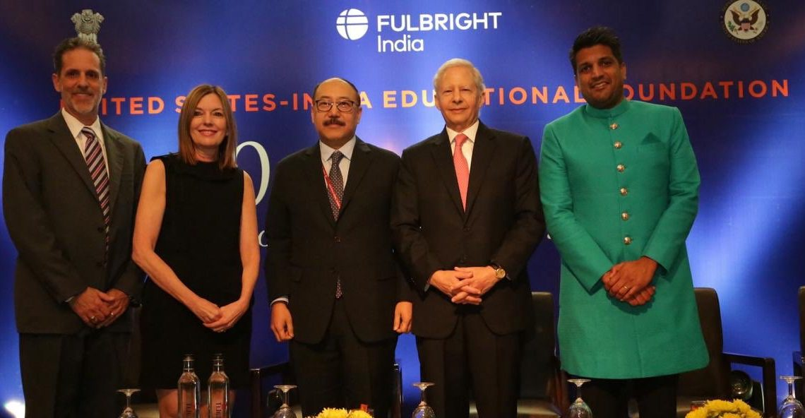 Since its inception, USIEF has awarded approximately 11,128 Fulbright Fellowships to Indians and Americans.