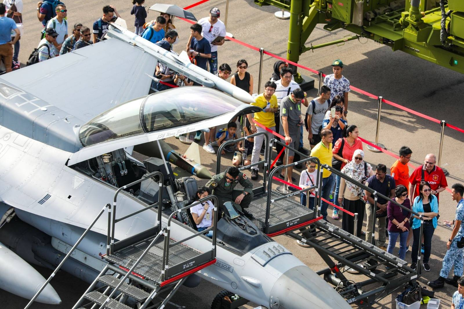 Photo courtesy: Singapore Airshow 2020