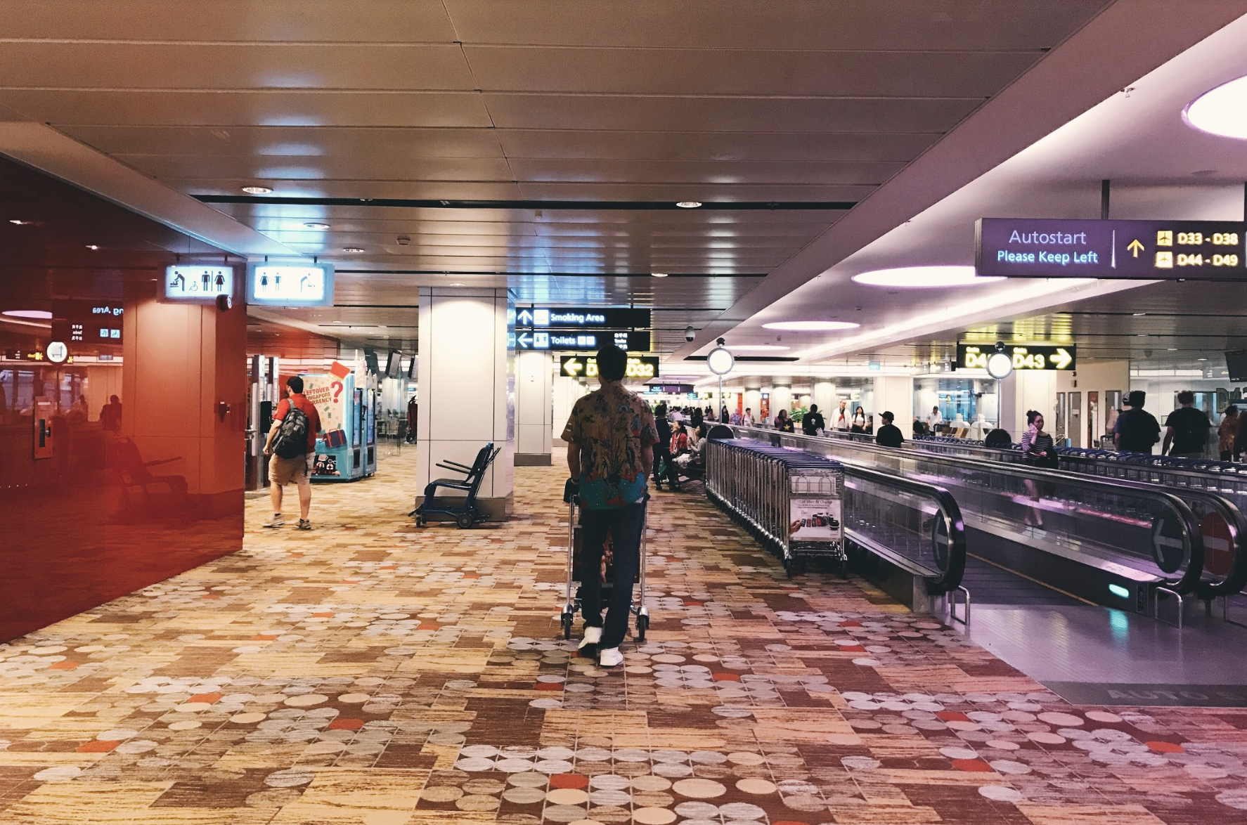 Visitor arrivals from other key source markets are also expected to fall due to lower travel confidence globally. Photo: Connected to India