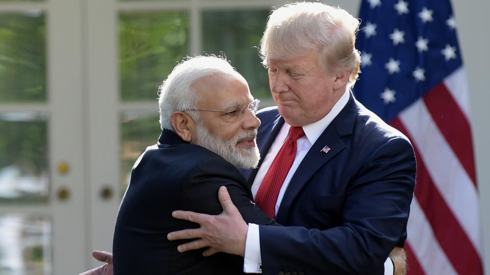 Trump's visit will be the first by a sitting US President since Barack Obama had travelled to India in 2015.