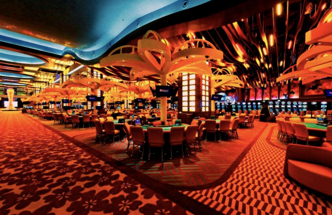 Casino at Resorts World Sentosa. Photo courtesy: RWS