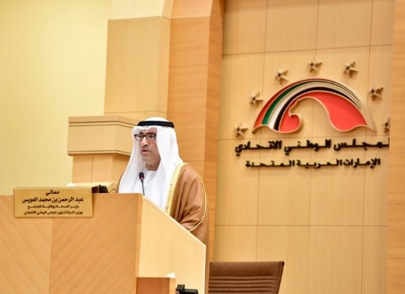 The Minister said that the UAE remained in constant touch with the WHO to keep itself posted of the latest developments and will take part in a global meeting to discuss the latest developments with regard to the coronavirus infection. Photo Courtesy: Twitter