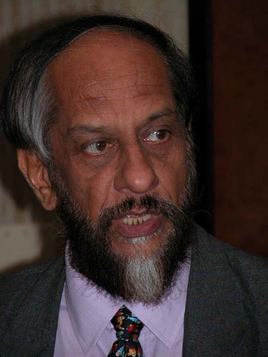 Pachauri won the Padma Bhushan in 2001 and the Padma Vibhushan in 2008, the third and second highest civilian awards of the country.