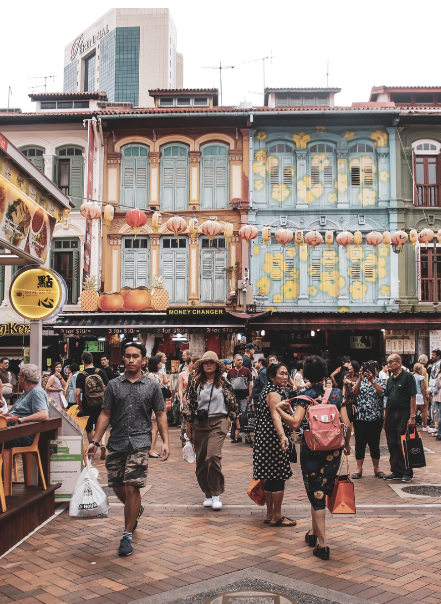Singapore's tourism sector is expected to be affected by the COVID-19 outbreak. Photo courtesy: unsplash