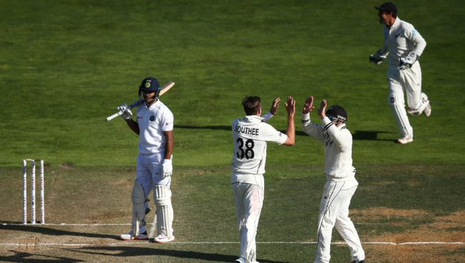 It took just 79 minutes for New Zealand to wrap up the Indian innings