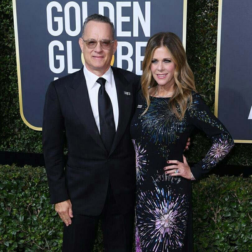 Tom Hanks and Rita Wilson have tested positive for COVID-19. Photo courtesy: Facebook/Rita Wilson