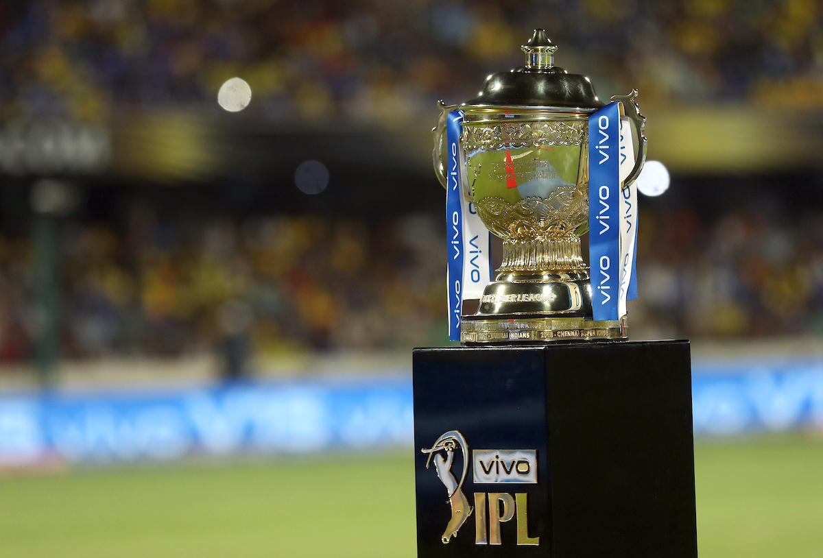 The IPL Governing Council is likely to meet on March 14 to decide how to proceed amid the COVID-19 outbreak. Photo courtesy: Twitter/@IPL