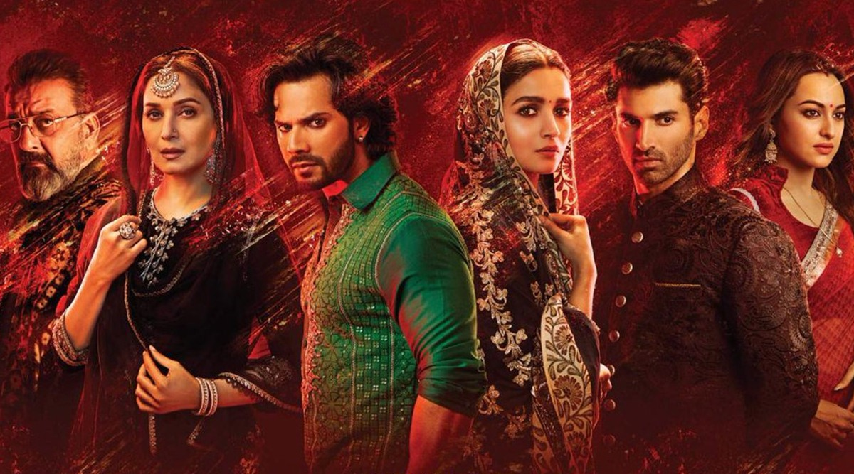 Manish Malhotra won for the costume and jewellery designs for the multi star-studded film Kalank. Photo: Twitter
