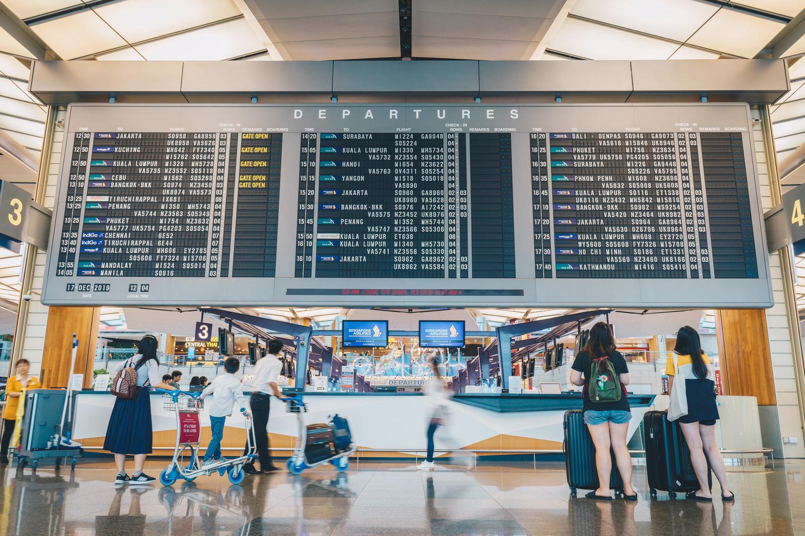 Photo courtesy: Twitter/@ChangiAirport