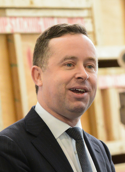 Qantas Group CEO Alan Joyce. Photo courtesy: Wikipedia