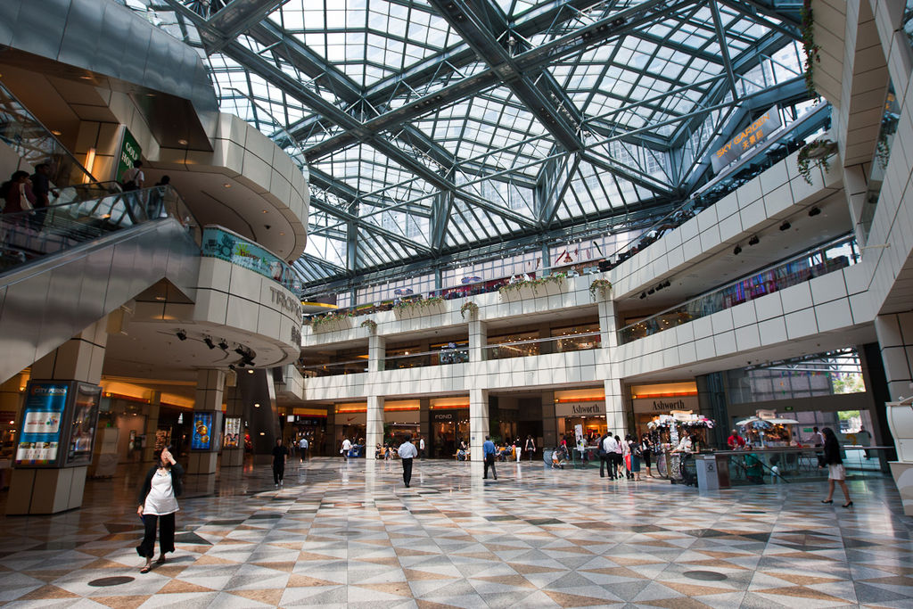 Public venues such as retail malls, museums and attractions to remain open. Photo courtesy: jimmyweee on Wikimedia