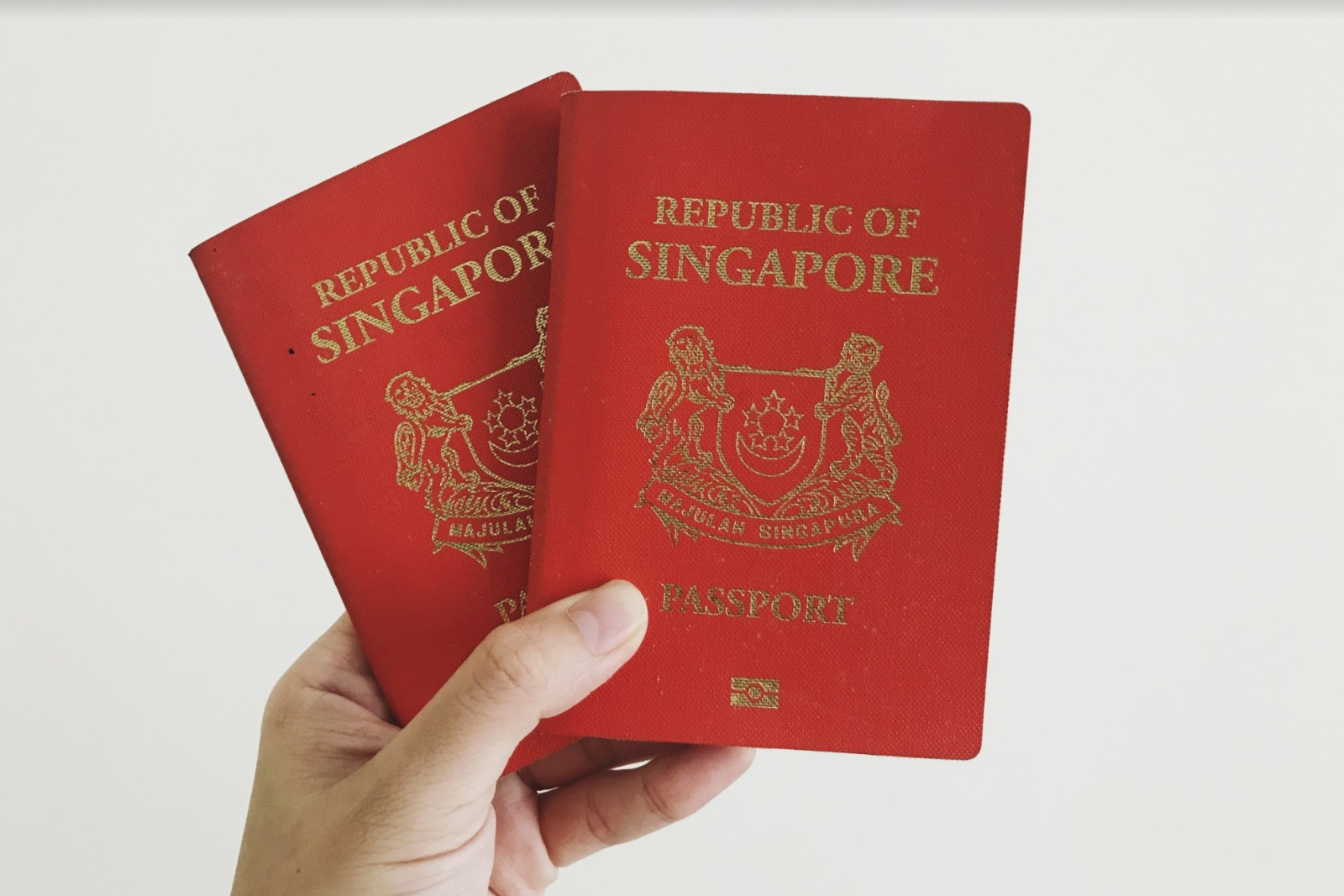 Singapore passport is one the most powerful passports in the world. Photo: Connected to India