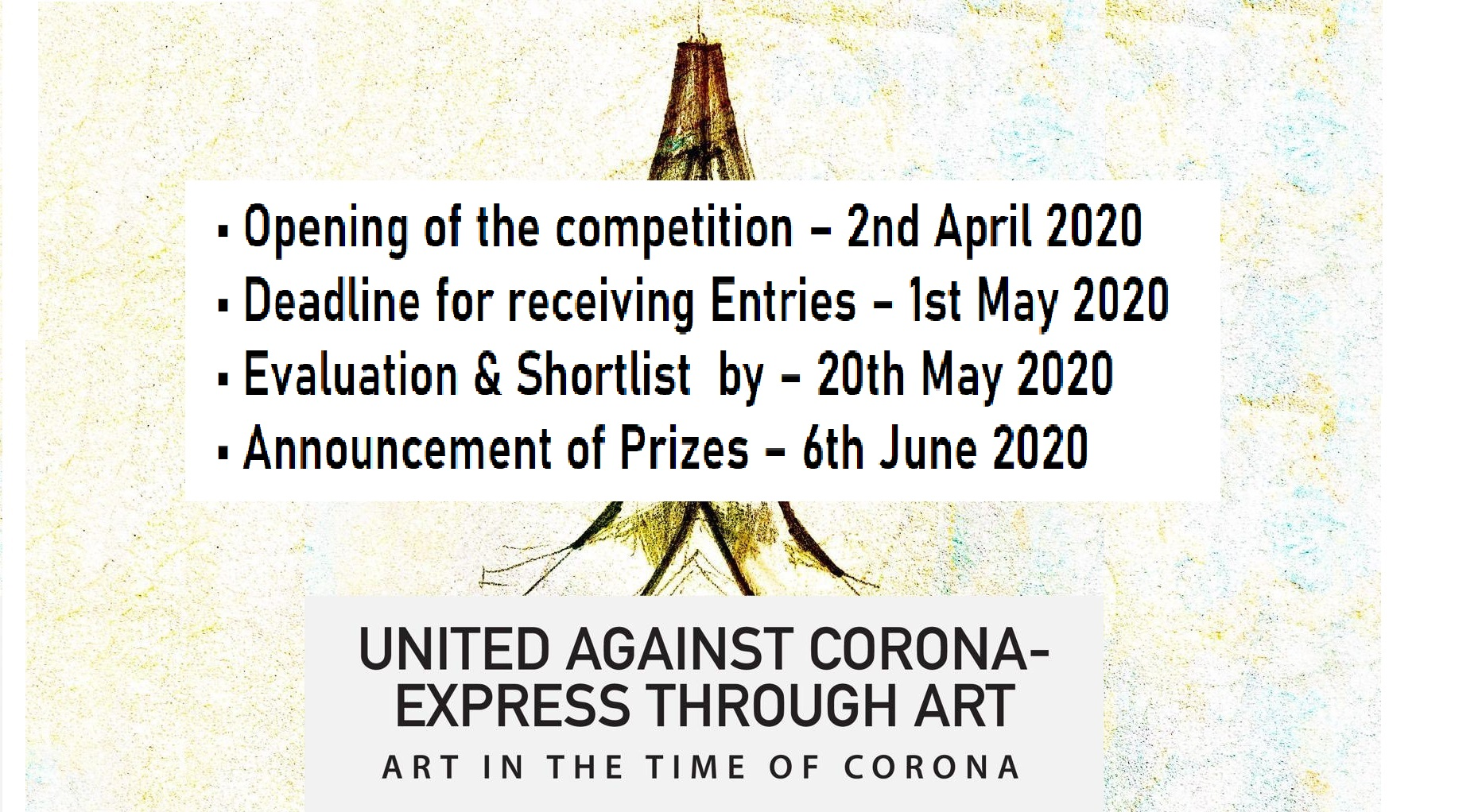 The competition commences on 2nd April and the last date of submission is 1st May 2020. The awards will be announced, very aptly, on World Environment Day on 6th June 2020. Photo: Adapted by Connected to India