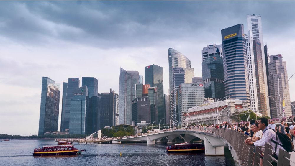 Non-essential Singapore workplaces to shut from 7 April 2020 till 4 May 2020 as country fights COVID-19 outbreak. Photo courtesy: Singapore Tourism Board