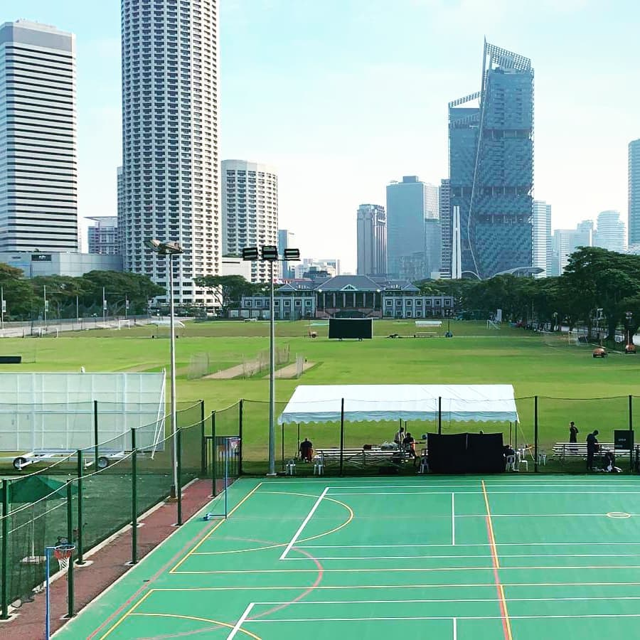 MOH has identified 3 new clusters, which includes one at the Singapore Cricket Club. Photo courtesy: Facebook/Singapore Cricket Club