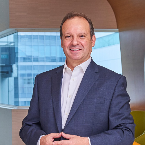 StarHub's Chief Executive, Peter Kaliaropoulos. Photo courtesy: LinkedIn
