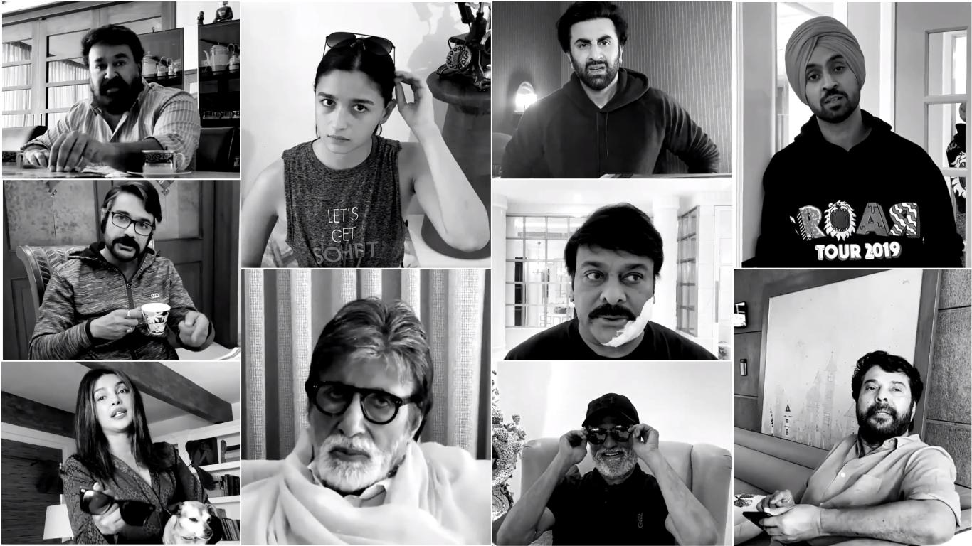 Stills from short film Family. Courtesy: YouTube/SET India