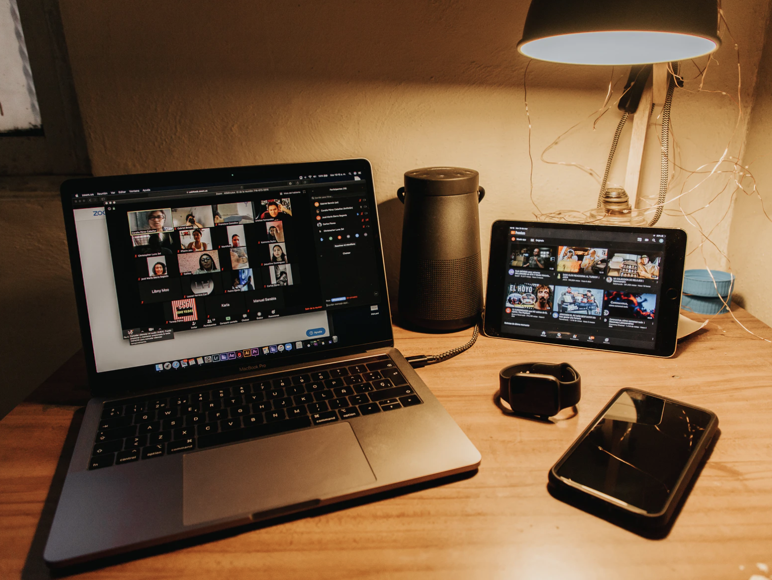 Around the world, numerous breaches have been reported on popular video-conferencing app Zoom, including two involving MOE schools in Singapore. Photo courtesy: Gabriel Benois on unsplash