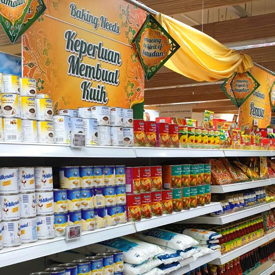 NTUC FairPrice is expanding its range of halal offerings to better cater to its Muslim customers. Photo courtesy: NTUC Fairprice Facebook
