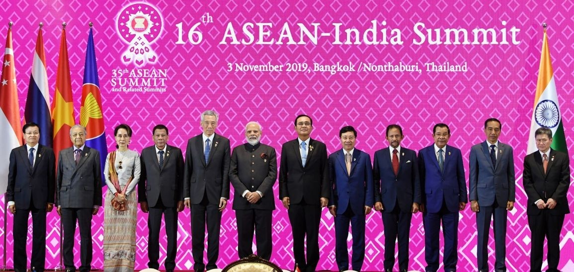 It is important for ASEAN and India to reinforce its partnership amid the rare disruption due to COVID-19. File photo courtesy: www.narendramodi.in
