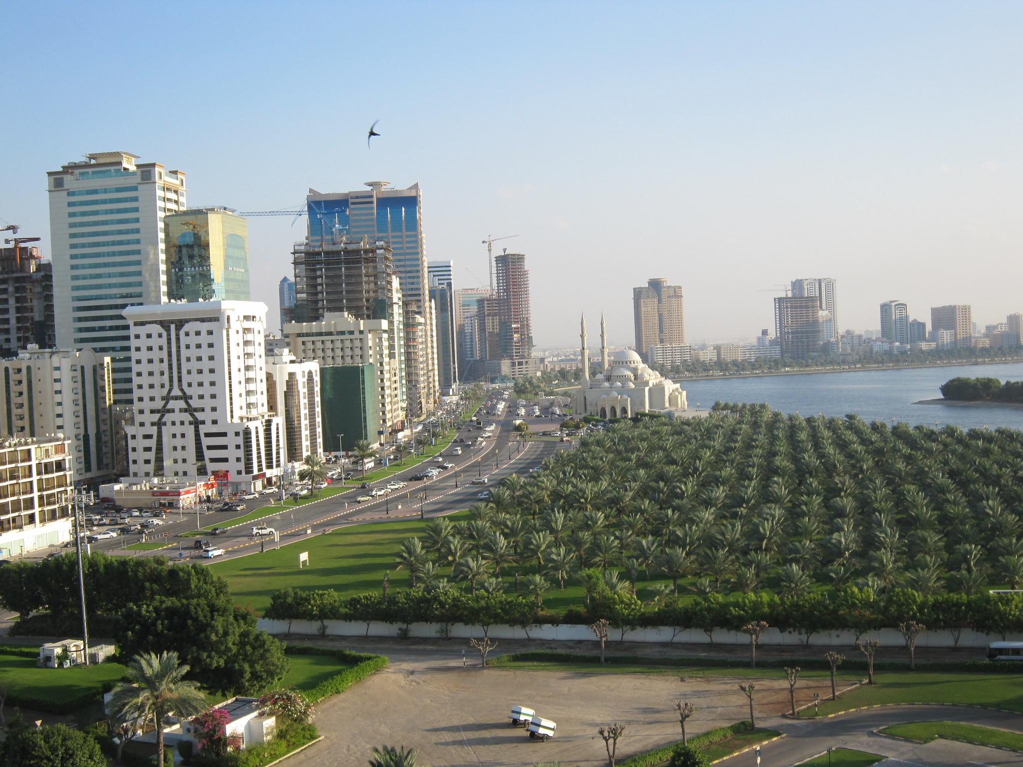 Sharjah Photo courtesy: Susanne Nilsson
