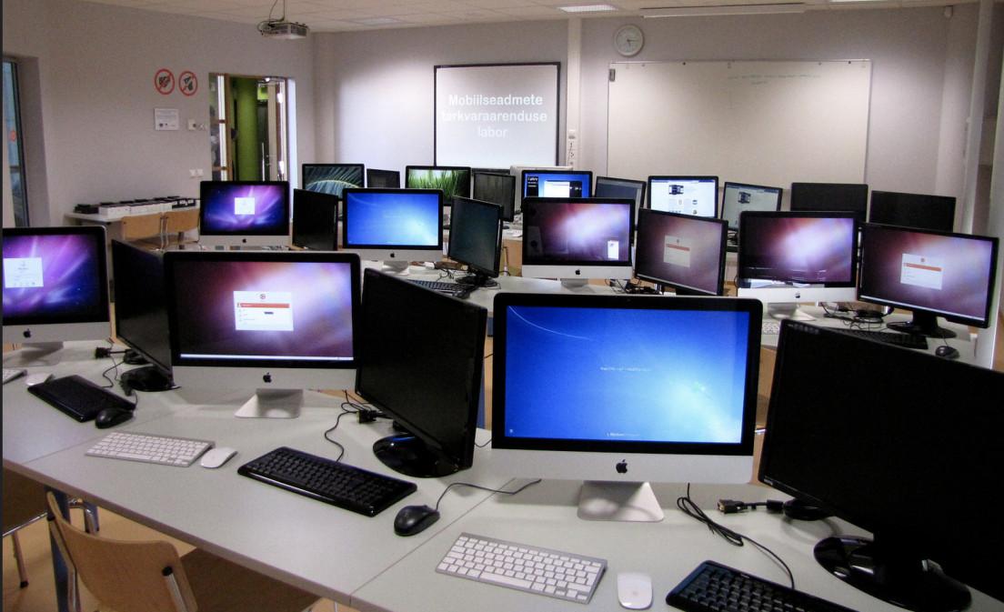 Photo courtesy: Estonian Information Technology College