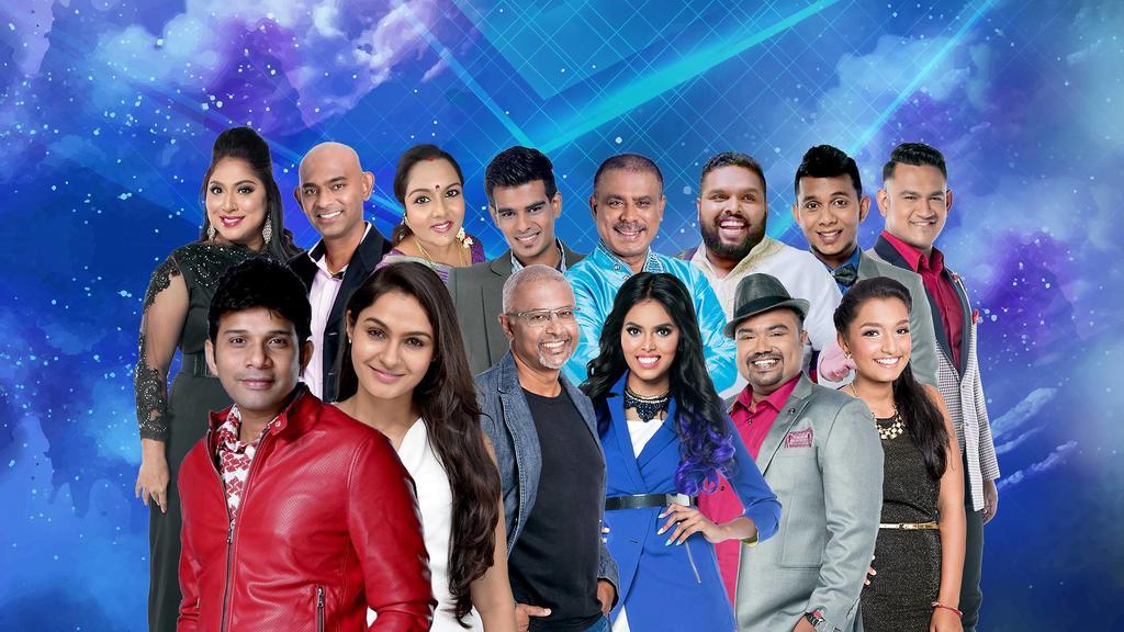 Singapore's popular artists Mohammed Raffee, Vishnu Balaji, Kaushik, Suriamurthi, Mohan, Vickneshwaran, Shanti, PavithraNair, V Star Guna, Prasanna, Vishnu Balaji, Kaushik and Suriamurthi will also be up on the stage tonight.