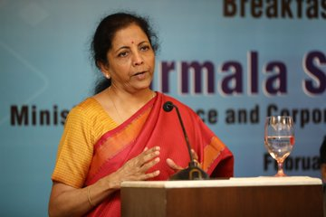 Finance Minister Nirmala Sitharaman had allowed discounting of prolonged stay period for the purpose of determining residency status.