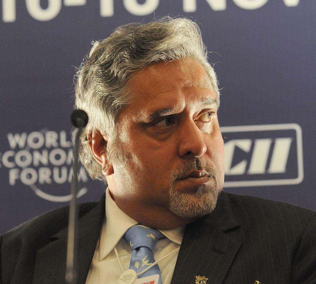 Fugitive Indian businessman Vijay Mallya faces extradition in the next 28 days. File photo courtesy: Wikimedia