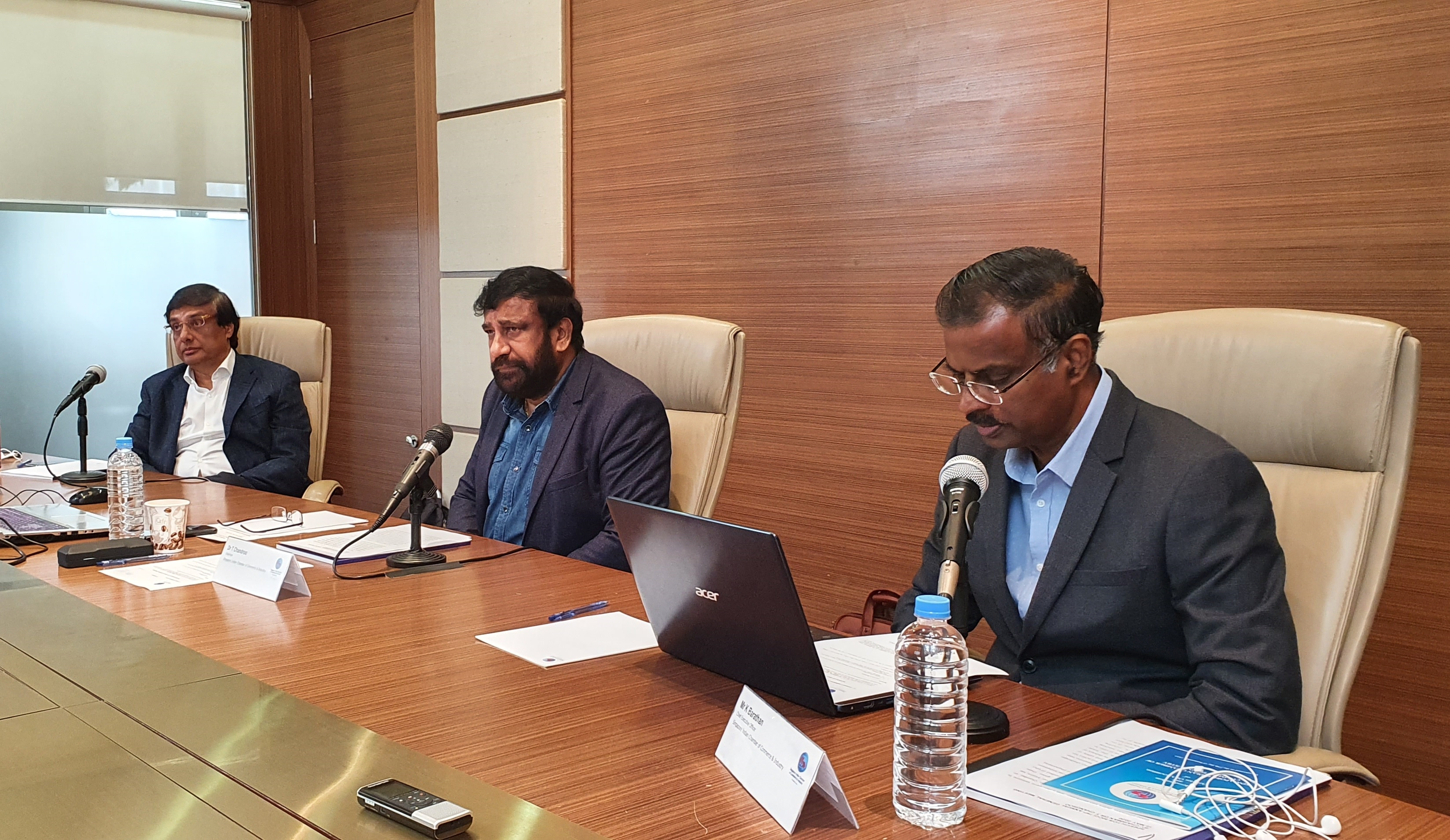 SICCI held its 79th Annual General Meeting via webinar on Friday. Photo courtesy: SICCI