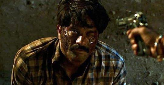 Jaideep Ahlawat as Hathiram Choudhary in Paatal Lok Photo courtesy: Jaideep Ahlawat FB Page