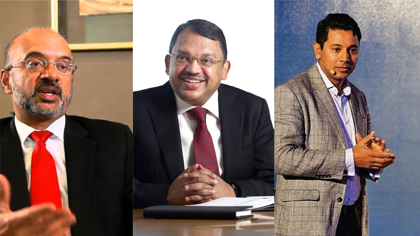Piyush Gupta, CEO of DBS; Sunny Verghese,  co-founder and CEO of Olam; and Caesar Sengupta, VP, Payments and Next Billion Users, Google, are among 15 industry representatives to be named as members of Singapore's Emerging Stronger Taskforce.