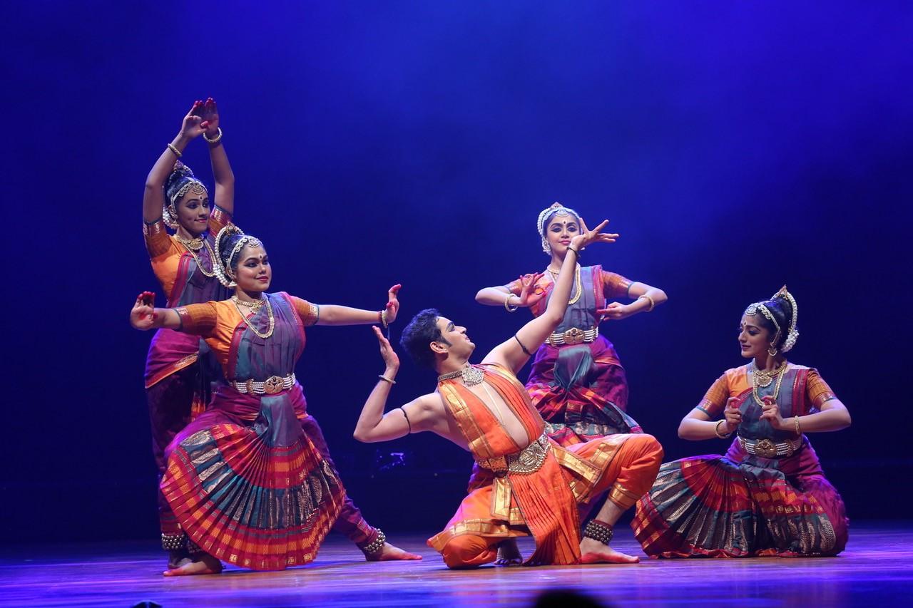 Apsaras Arts Ltd  for Indian Dance Forms. Photo Courtesy: Apsaras Arts