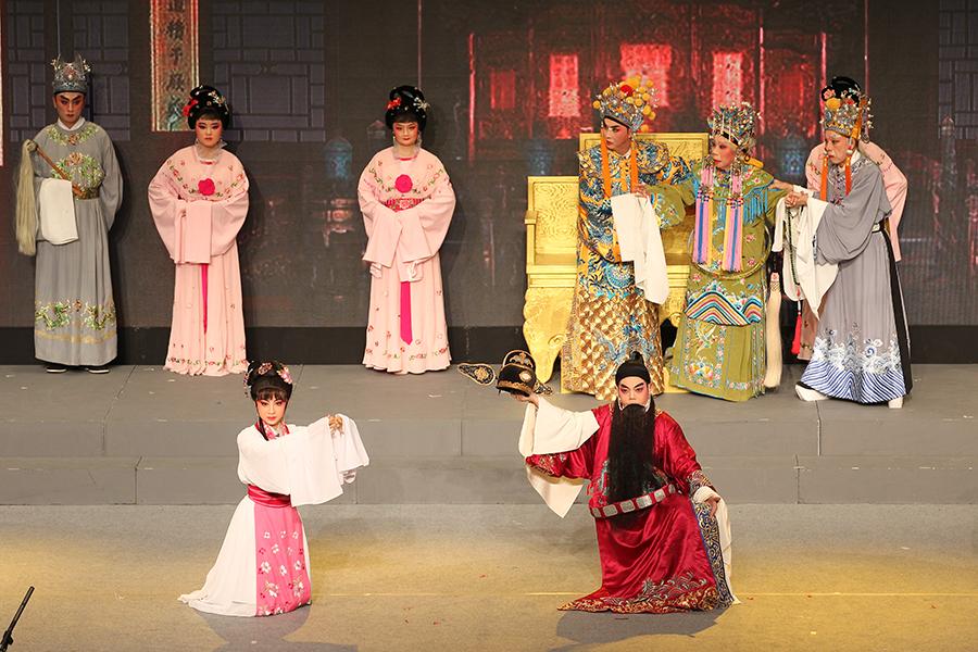 Nam Hwa Opera for Teochew opera and Music. Photo Courtesy: Nam Hwa Opera