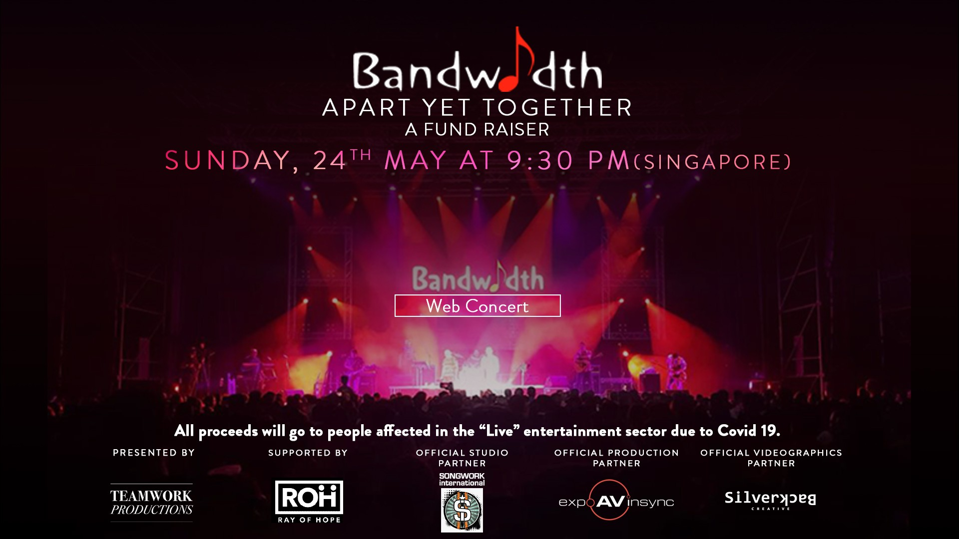 "​""Bandwidth – Apart yet Together"""